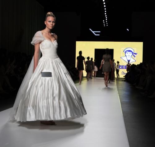 Wedding dress for Zeeman