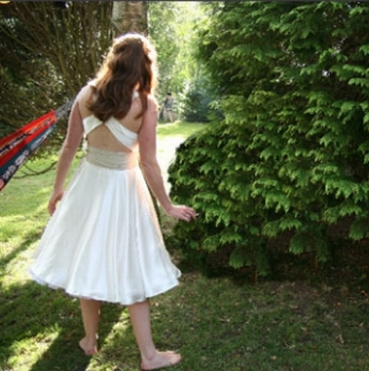 bruidsjurk, marilyn monroe, min