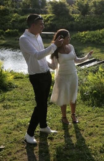 bruidsjurk Zahra
